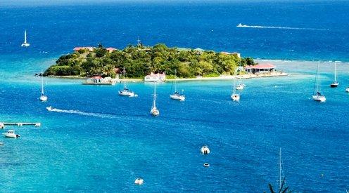 British Virgin Islands Cruises