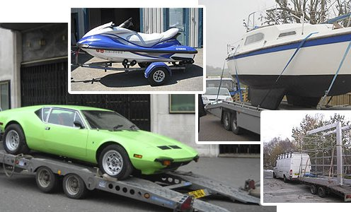 Specialist car and boat