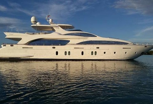 Used Azimut Yachts for Sale