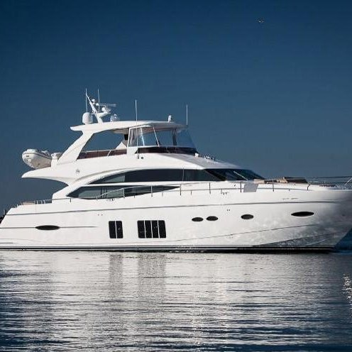 Used Princess Yachts For Sale
