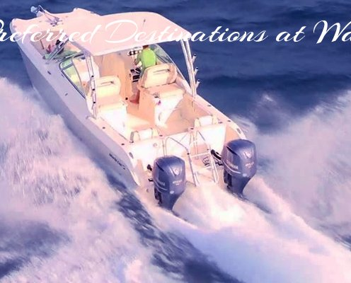 Virgin Island Charters | Blue