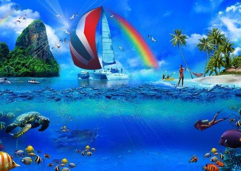 Virgin Islands Sailing