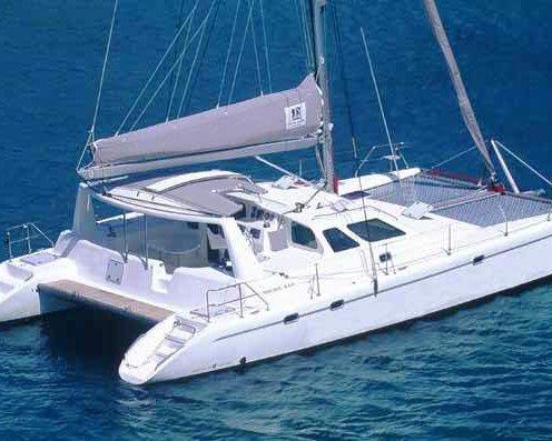 Voyage 440 Catamaran