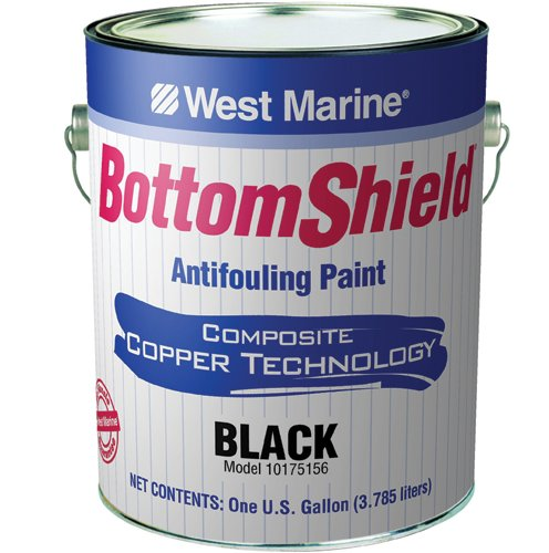 Antifouling Paint, Blue