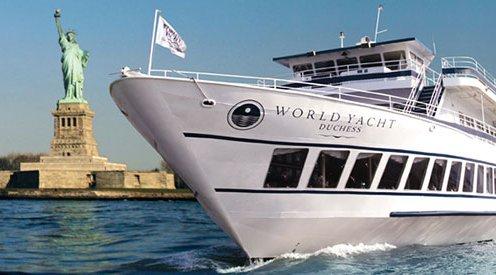 World Yacht Brunch Cruises