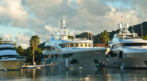 Yacht Charter Companies in