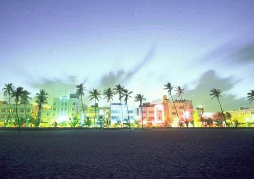 Miami s lively and decadent