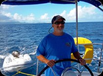 Caribbean Sailing holiday Sailor