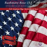 American Flags by Rushmore Rose USA
