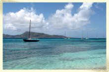 Sail into St. Vincent & the Grenadines