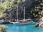 Sailing Turkey - Gulet cruises will be the best and most luxurious method to see these stunning Turkish coasts.
