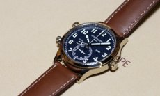 The Patek Philippe Ref. 5524 Calatrava Pilot Travel Time