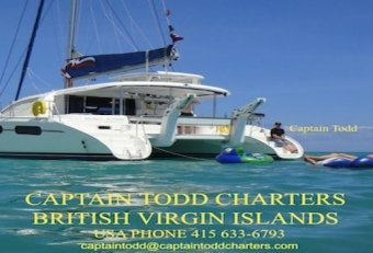 British Virgin Islands Sailboat Charter