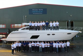 British Yacht builders
