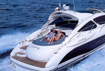 BVI power Boat Charters