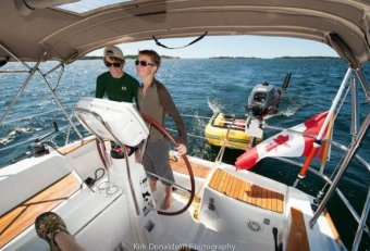 Canadian Yacht Charters