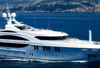 Chartered Yacht Vacations
