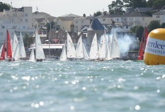 Cowes Week Yacht charter