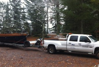 Cross Country Boat Transport