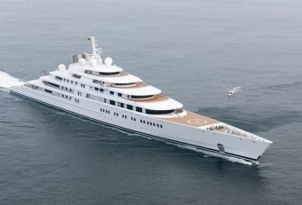 Largest Yacht in world