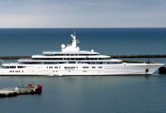 List of Mega Yachts