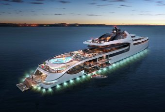 Luxurious Yachts