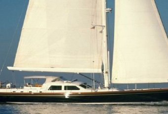 Maine Yachts builders