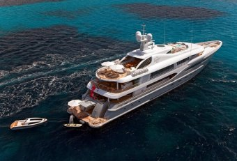 Mega Yachts prices