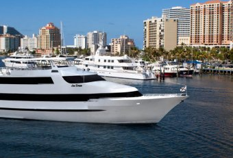 Miami Party Yacht charter