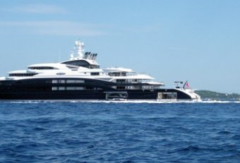 Most expensive Yacht charter