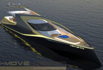 New Yacht Design
