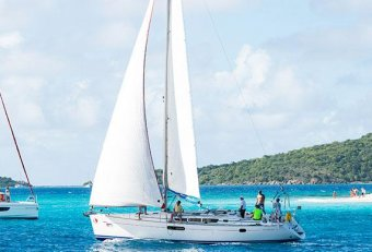 Rent a sailboat Caribbean