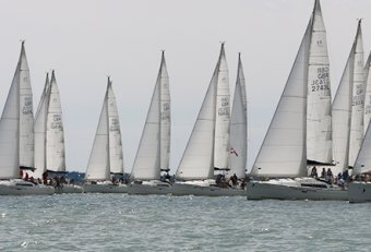 Skippered Yacht charter Solent