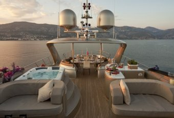 Yacht charter Cannes