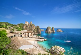 Yacht charter Sicily