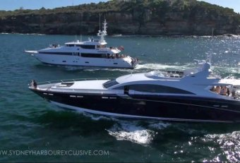 Yacht charter Sydney Harbour